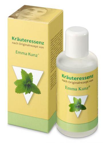 Kräuteressenz von Emma Kunz Originalrezept, 100 ml