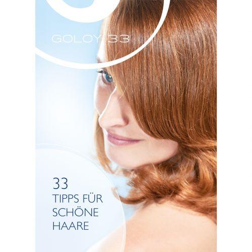 GOLOY - Haartipps - 12 Seiten in Farbe