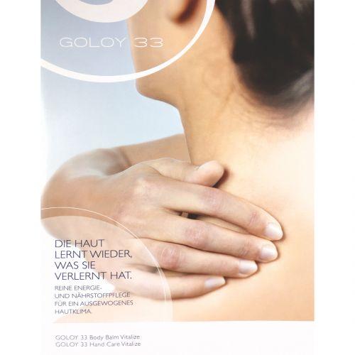 GOLOY 33 - Doppel-Sachet: Body Balm   Hand Care