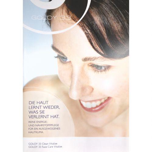 GOLOY 33 - Doppel-Sachet: Face Care | Clean Vitalize
