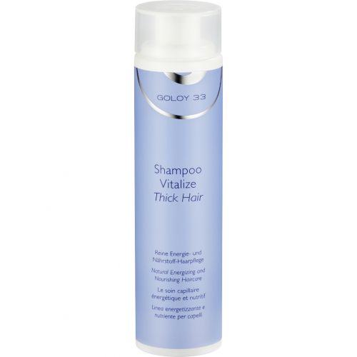 GOLOY 33 - Shampoo Vitalize Thick Hair, 200ml