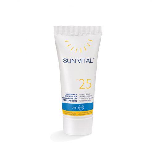 SUN VITAL - Sun Protection SPF 25