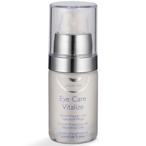 GOLOY 33 - Eye Care Vitalize Augencreme, 15ml