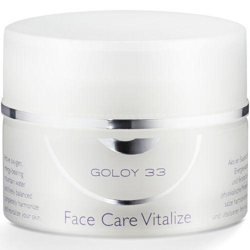 Goloy 33 - Face Care Vitalize - Gesichtscreme, 50ml