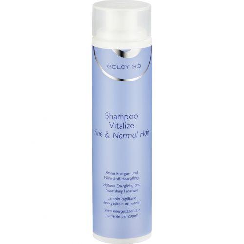 GOLOY 33 - Shampoo Vitalize Fine & Normal Hair