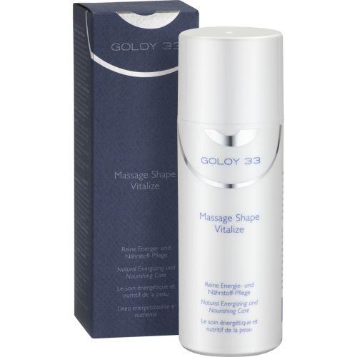 GOLOY 33 • Massage Shape Vitalize • Massagecreme • 125ml